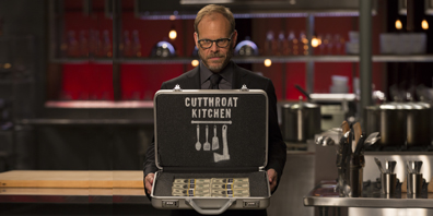 Host: Alton Brown
