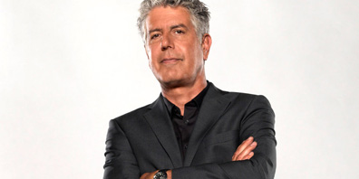 Host: Anthony Bourdain