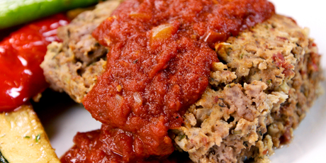 Caplansky's Smoked Meatloaf