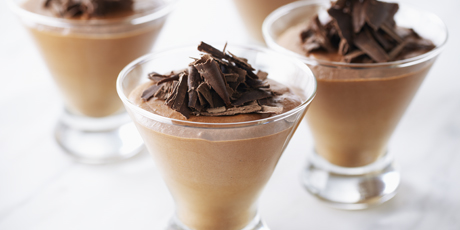 Classic Dark Chocolate Mousse