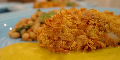 Recipe: Cornflake Chicken : NPR