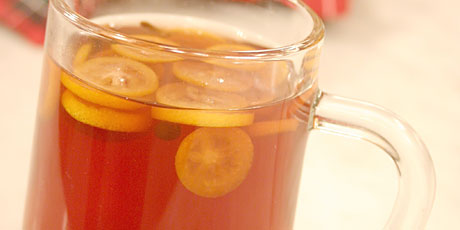 Hot Rum Punch