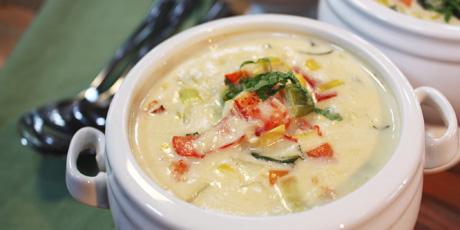 Lobster Corn Chowder Recipes | Food Network Canada