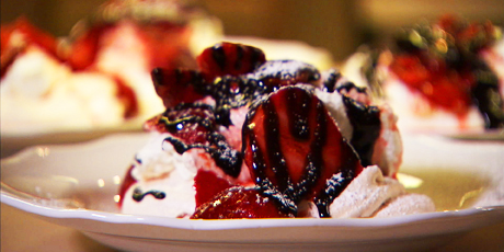 Lynn Crawford's Strawberry Pavlova