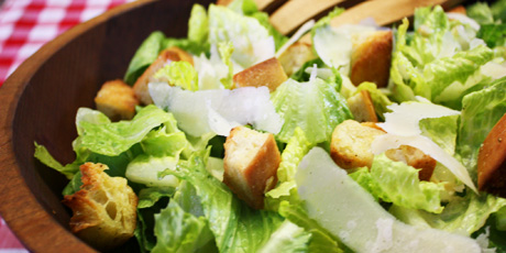 Michael Smith's Caesar's Salad