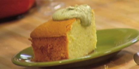 Michael Smith's Olive Oil Cake