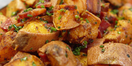 Sweet Potato Home Fries