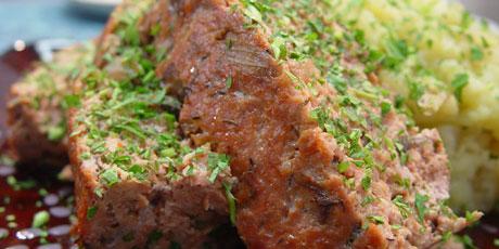 food network glazed turkey meatloaf